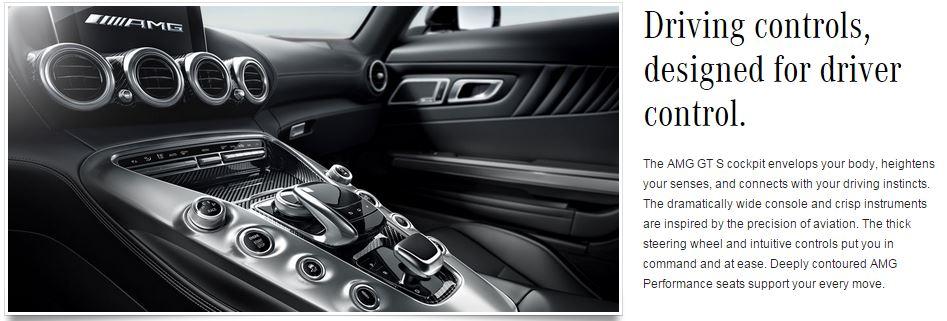 Mercedes product description