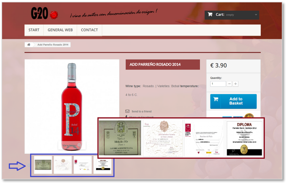 G20 award social proof ecommerce conversion rates
