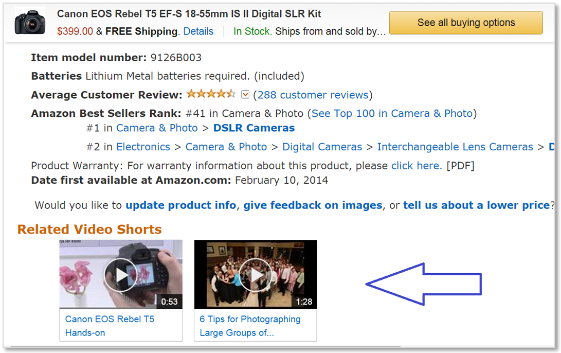 amazon expert advice social proof ecommerce conversion rates