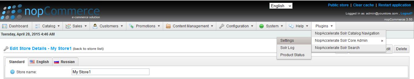 install-nopaccelerate3.0-solr-plugins-in-nopcommerce-menu