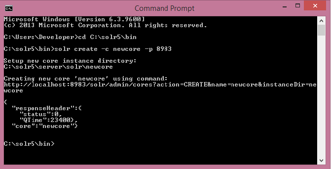 solr5-command-line-create-new-core