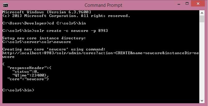 solr5-command-line-create-new-core