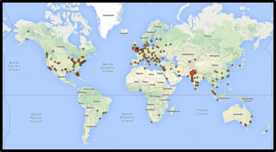 xcellence-it-client-map