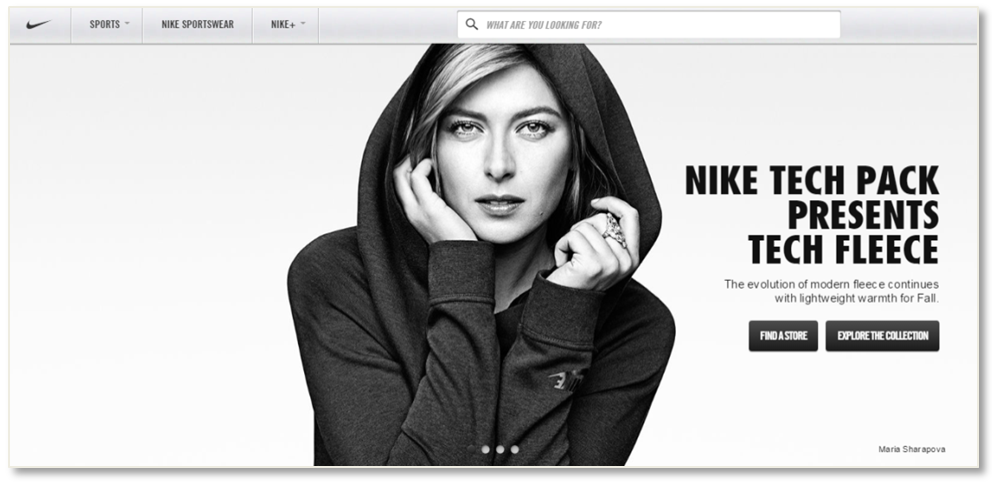 nike celebrity social proof ecommerce conversion rate