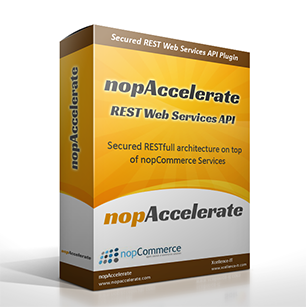 nopAccelerate Rest API - nopCommerce Plugin Box