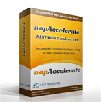 Picture of nopAccelerate REST Web Services API Plugin
